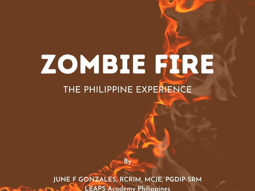 ZOMBIE FIRE: THE PHILIPPINE EXPERIENCE
