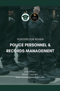 Police Personnel & records
