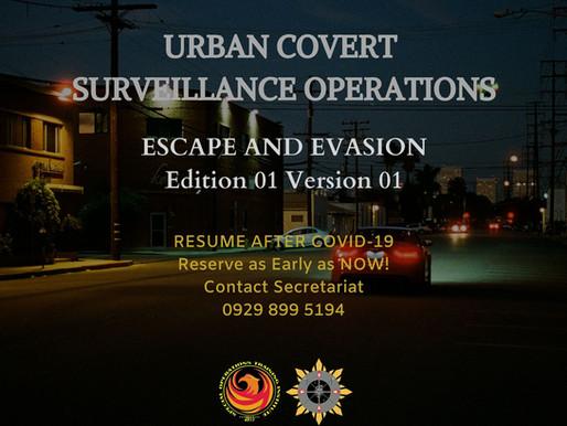 Evasion Tactical: A Counter Stalker Mindset