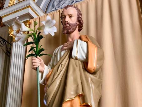 2021: The Year of St. Joseph