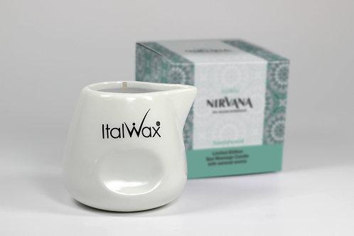 Aromatic  massage candle Nirvana Lavender