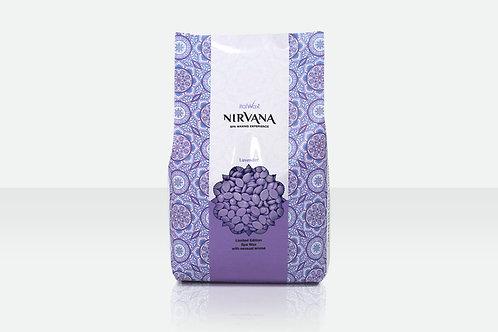 HARD WAX for aromatic SPA depilation NIRVANA - Lavender 2.2lb