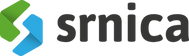 Logo Srnica-črn