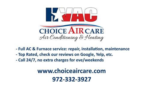 Choice Air Care