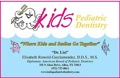 Kids Pediatric Dentistry Ad AECPTA 2017.