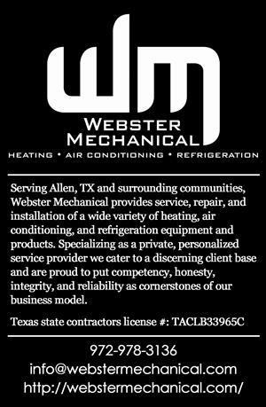 Webster Mechanical