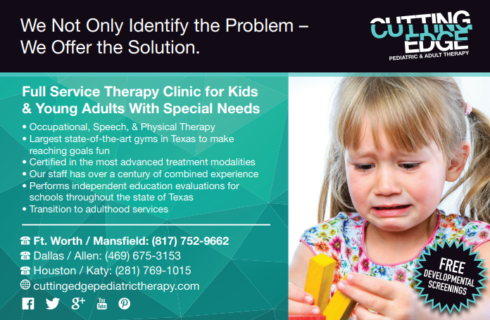 Cutting Edge Pediatric & Adult Therapy