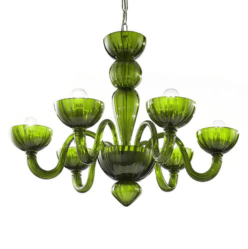 MARTE CHANDELIER - 6 Arms