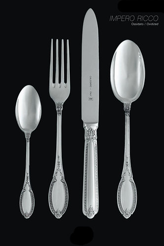 Cutlery Silver Set RICH IMPERO