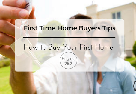 First Time Home Buyer Tips: How to Buy Your First House