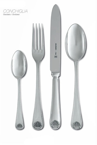 Cutlery Silver Set SHELL