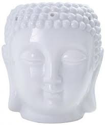 Buddah Head Ceramic