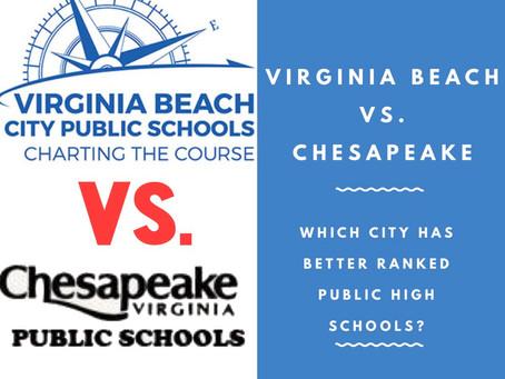 VA Public High School Battle 2017 - Chesapeake VS Virginia Beach