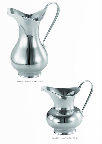 SILVER CLASSIC PITCHER