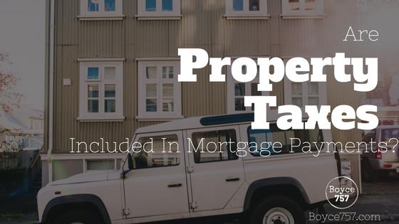 Property Taxes Ryan Boyce REALTOR Virginia Beach Boyce Real Estate Real Estate Agent Hampton Roads