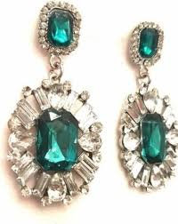 Glamour Party Drop Earrings