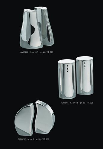 Contemporary Salt & Pepper Stands
