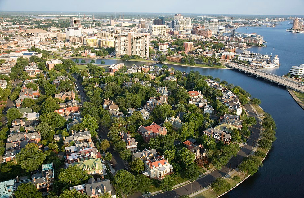 Norfolk Virginia Boyce Real Estate Team Homes For Sale in Norfolk Virginia