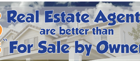 3 Ways Real Estate Agents are better than FSBO's