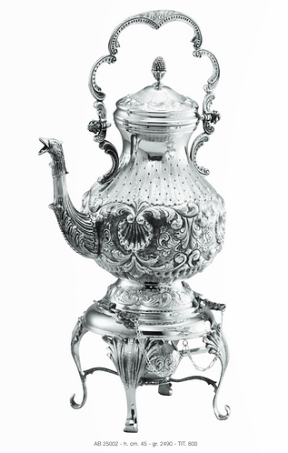 IMPERIAL SILVER TEA COFFEE SAMOVAR