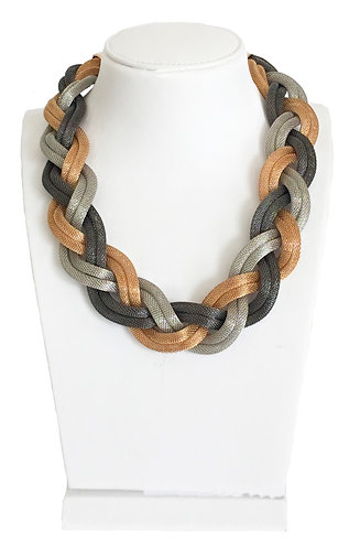 Trendy Vintage Statement Necklace