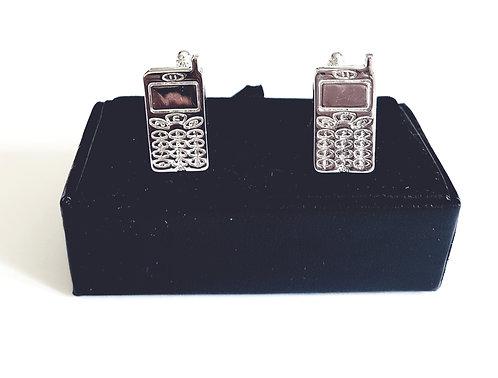 Cufflinks Mobile with Gift Velvet Box