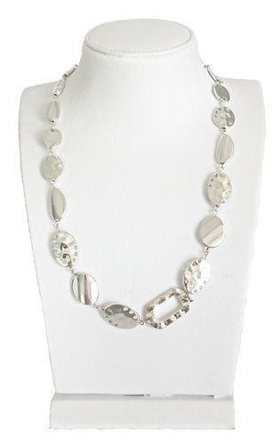 Silver Plated Vintage Necklace