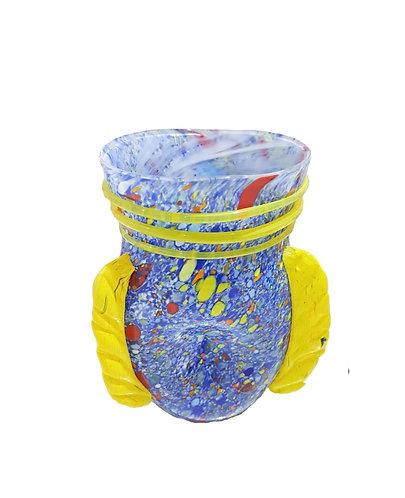 Artistic Murano Glass Vase - Goti