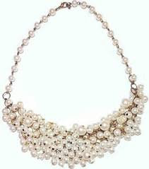 Charmy Multy Pearls Necklace