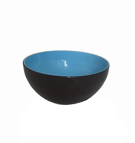 Murano Glass Design Bowl Bi-Color
