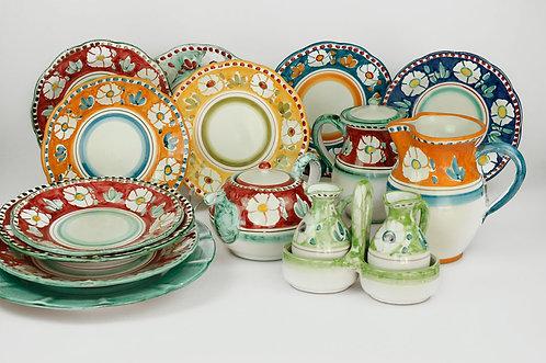 Tradition Ceramic Dinner Set