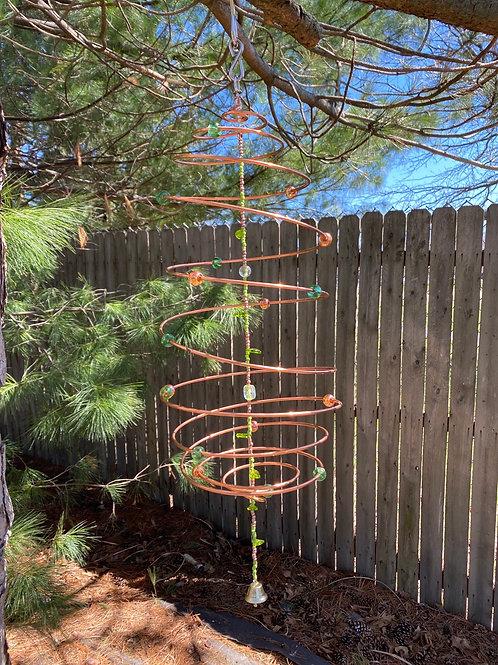 Copper Garden Swirly