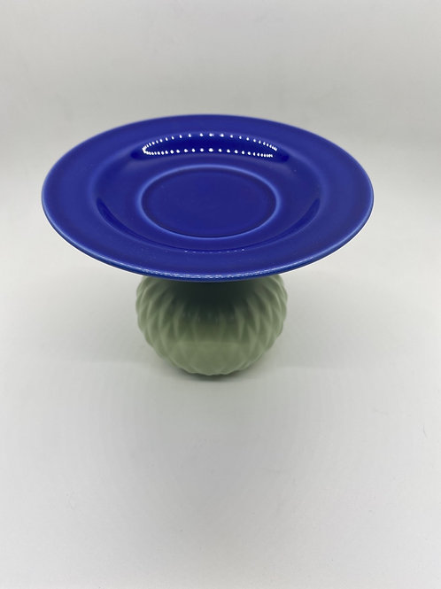 Little Blue and Green Holder