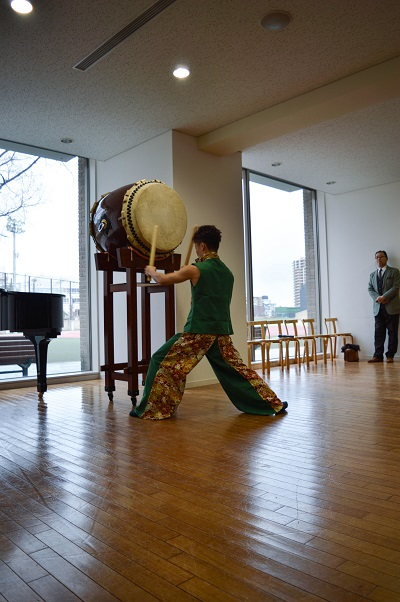 Japanese drumming small
