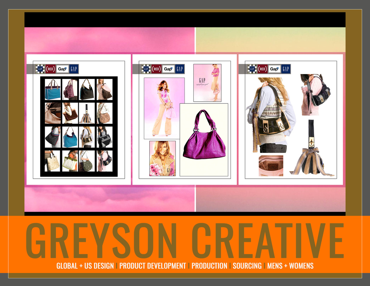 GAP: Greyson Creative by Lukas Greyson