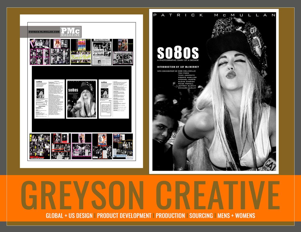 so8os: Greyson Creative by Lukas Greyson