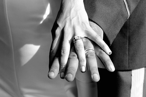 007 Bride and Groom Showcase Wedding Rin