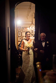 005 Bride Walks Down Aisle With Father P