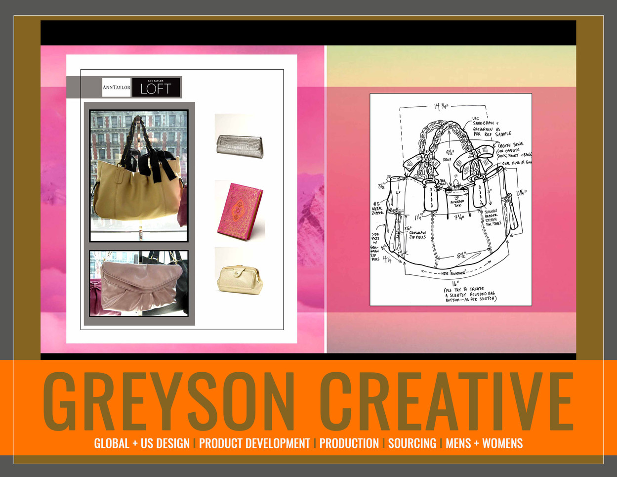 Ann Taylor: Greyson Creative by Lukas Greyson