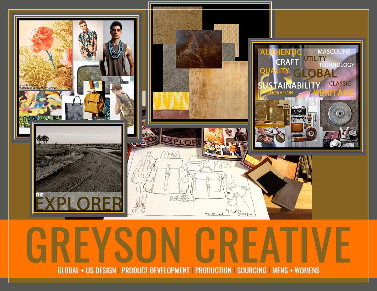 Greyson Creative by Lukas Greyson