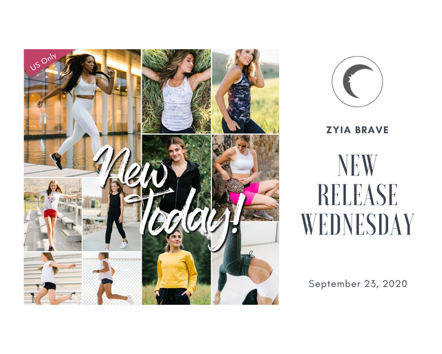 New Release Wednesday || September 23, 2020