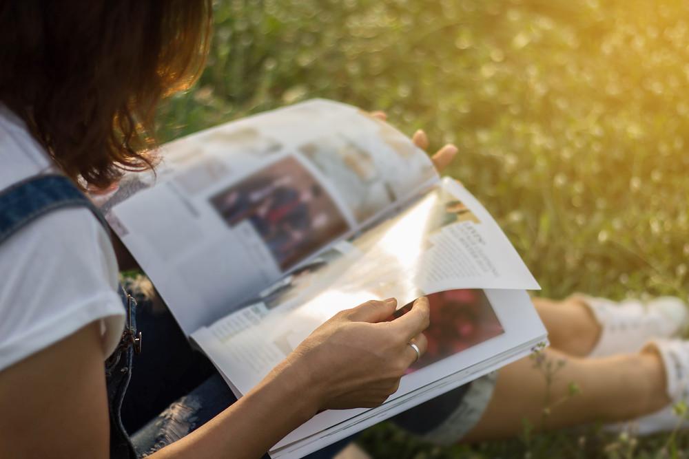 Magazine readership