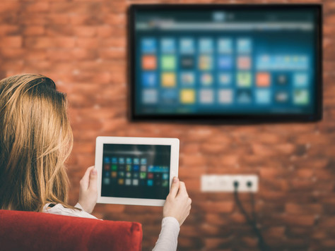 Catch Up TV Record Numbers