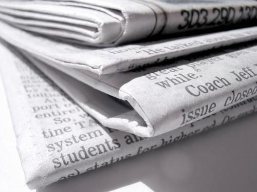 Newspaper readership
