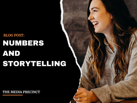 Numbers and Storytelling