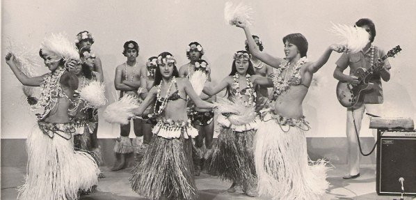 Young Polynesians, Channel 10 appearance