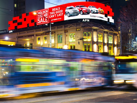 Billboards still have a place in a digital world
