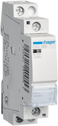 Contacteur AMD Hager 25A 1S 230VAC