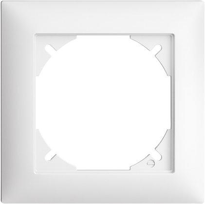 Cadre de recouvrement EDIZIOdue 1×1
