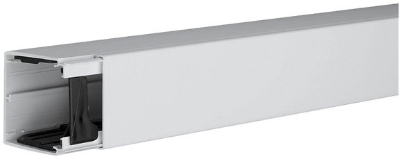 Canal d'installation Tehalit LF 60060 gris clair